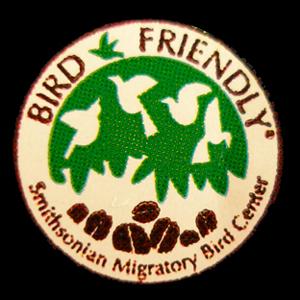 Bird Friendly Coffee