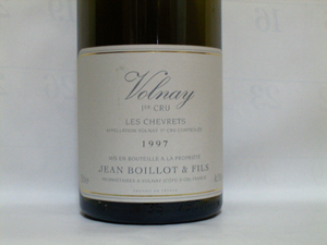 Volnay 1er Cru Les Chevrets 1997