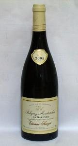 Puligny Montrachet La Garenne 2005