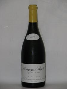 Bouzeron Aligote 2004 Domaine Leroy