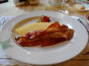 万平ホテル 朝食