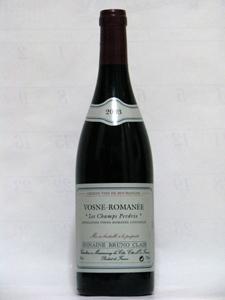 Vosne-Romanée 2003  Domaine Bruno Clair
