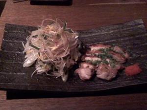 奥久慈軍鶏と季節野菜 灯溜厨
