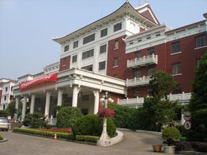 杭州香格里拉饭店 SHANGRI-LA HANGZHOU