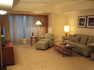 Grand Hyatt Beijing 北京东方君悦大酒店 Club Deluxe - Two Bedrooms