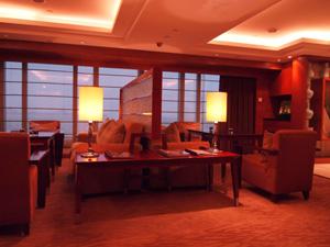 Grand Hyatt Beijing 北京东方君悦大酒店 Club Lounge