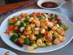 水萝卜饺子