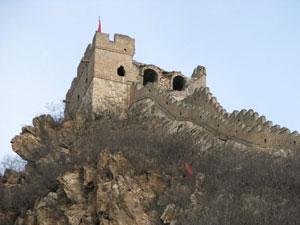 大榛峪长城