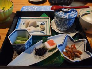鶴鳴館 松坂屋本店 朝食