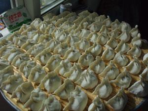 手作り水餃子