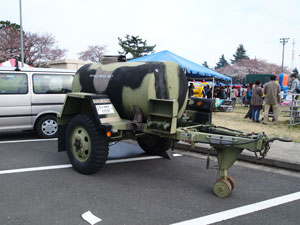 2012年 Cherry Blossom Festival at U.S. Army Camp Zama