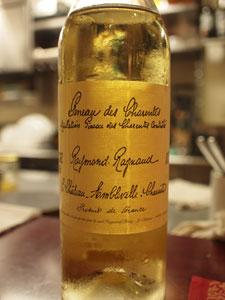 Pineau des Charentes / Raymond Ragnaud