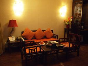 圓和圓佛禪客棧 Buddha Zen Hotel 套房