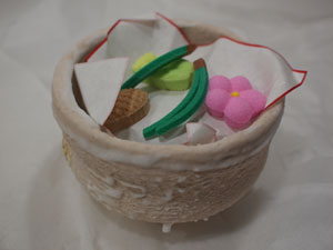 甘春堂 茶寿器