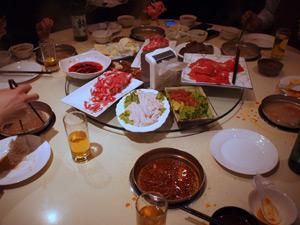 新川办金沙餐厅 蜀门火锅