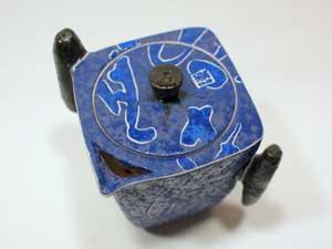 陶山工房 茶壷