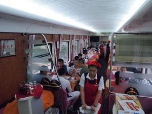 Z59 食堂車