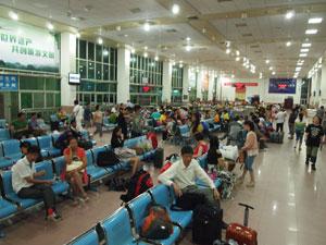 武夷山火车站