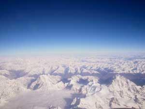 ラサ行き中国国際航空