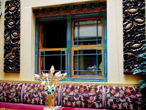 八宝宾馆 Tashitakge Hotel