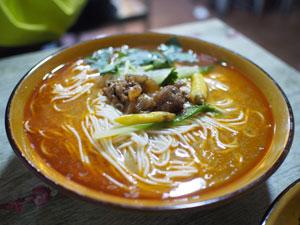 麦香园泡椒牛肉面(麦香園泡椒牛肉麺)