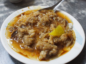 傳-台中正老牌香菇肉焿