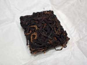 漳平水仙红茶 2013