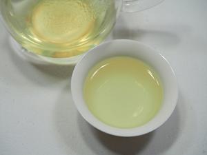 金华 野生茶 2015